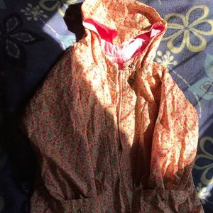 Spring raincoat